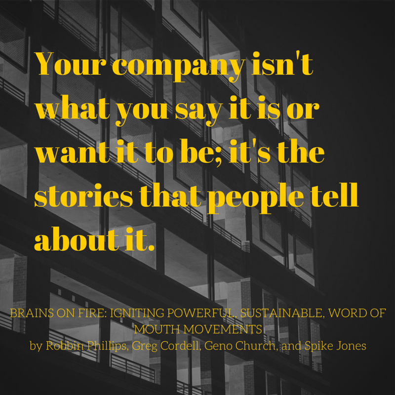 You're company isn't what you say it is